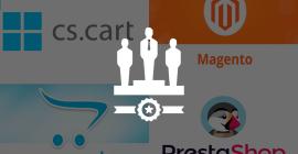 Выбираем CMS для интернет-магазина ТОП-4