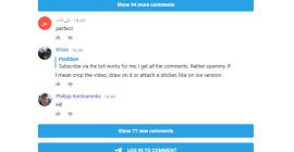 Масштабное обновление в Telegram