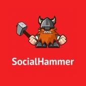 SocialHammer: серое продвижение Instagram и ВКонтакте
