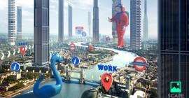 Facebook купил AR-стартап, разрабатывающий цифровую карту физического мира 1:1