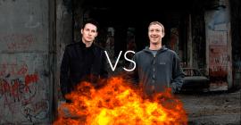 Таргетированная реклама Вконтакте VS Facebook (кейс)