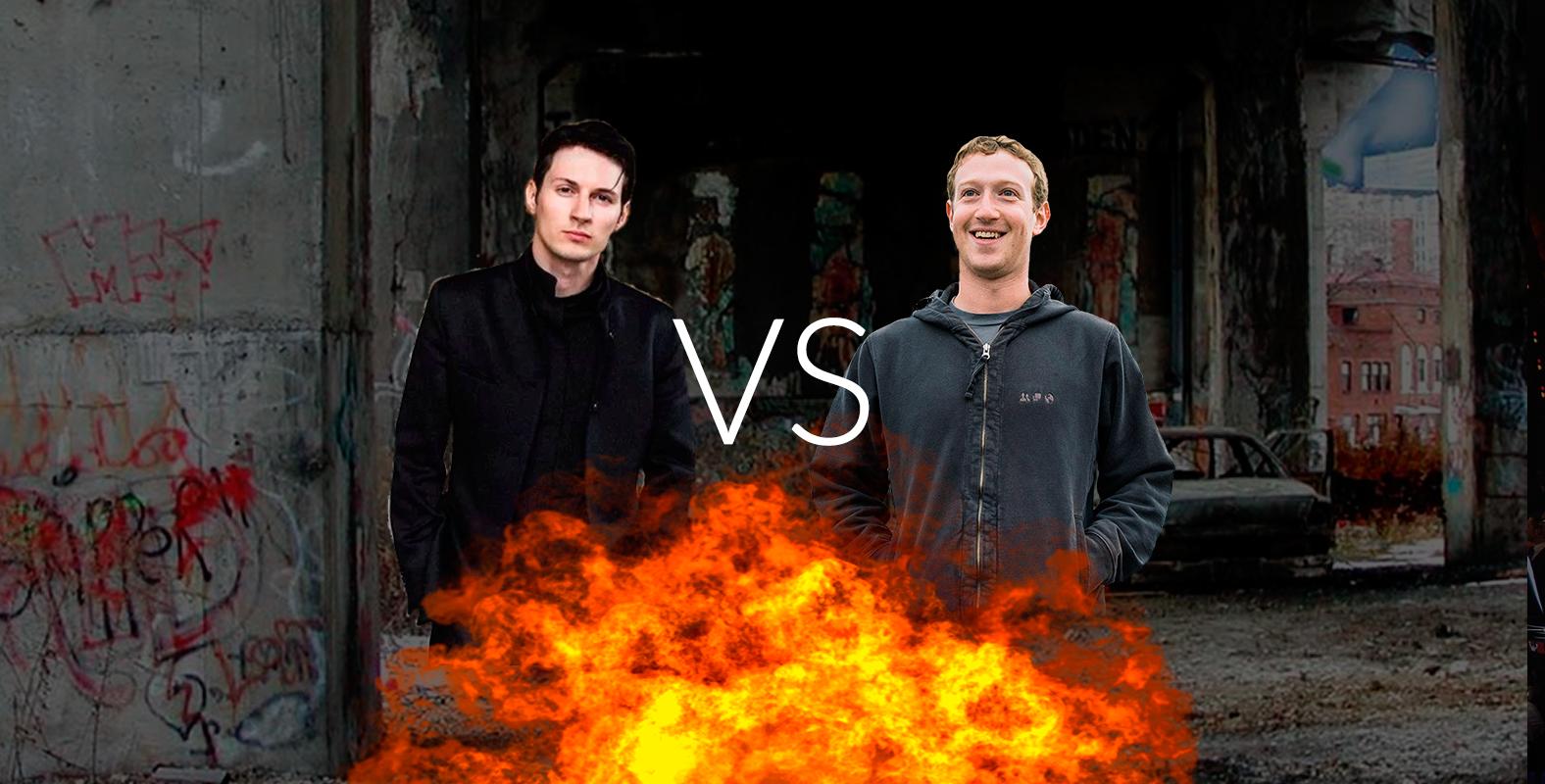 Реклама Вконтакте или Facebook