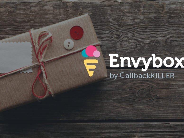 Коробка Envybox