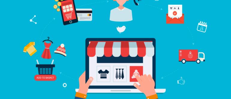 Запустить интернет-магазин без вложений
