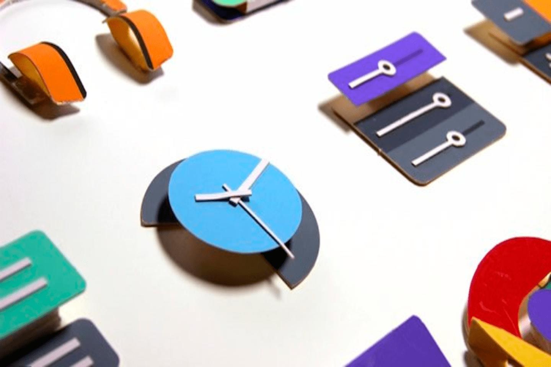 Материальный дизайн — перевод официальной спецификации Google
