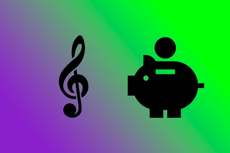 Заработать на музыкальном сайте