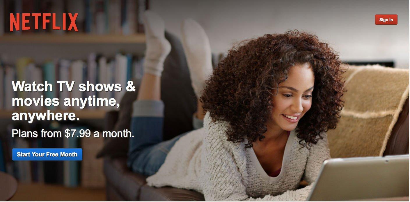 Пробный период Netflix: один месяц и вы уже на крючке до конца жизни