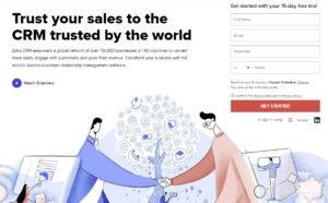Zoho CRM - сервис, которому доверяет весь мир