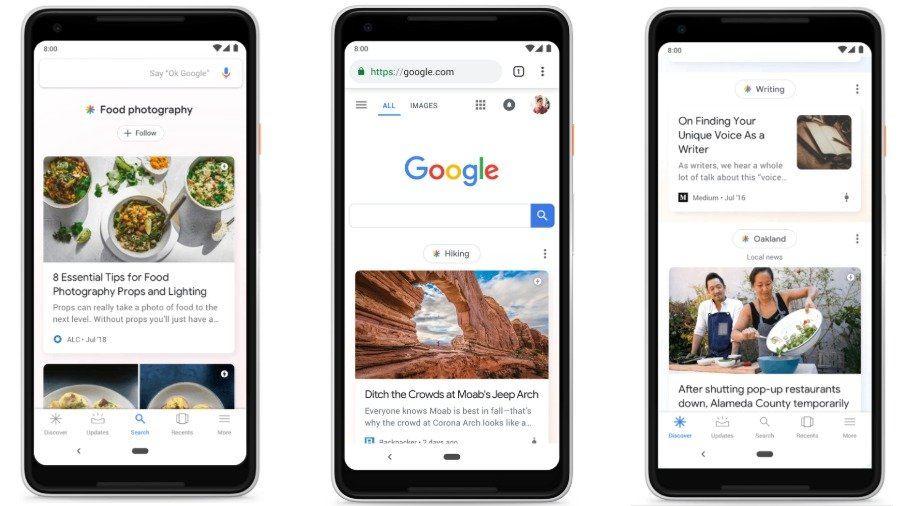 Станет ли формат Discover Feed в Google следующим самым прибыльным источником трафика: мнение рекламодателей
