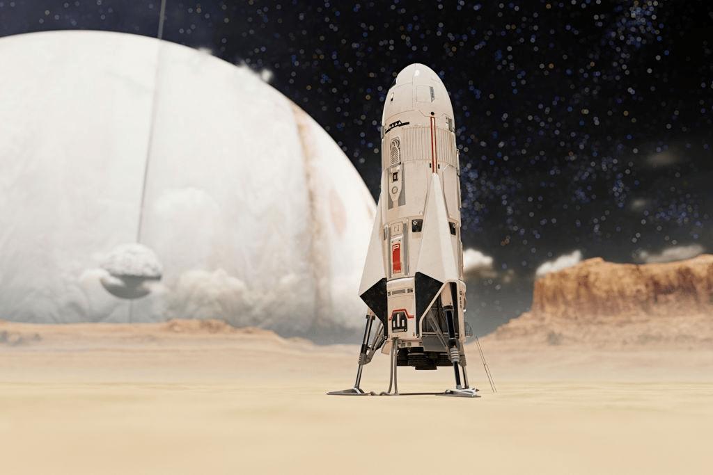 Вписаться в космическое агентство. Скоро можно будет зарабатывать на космосе.