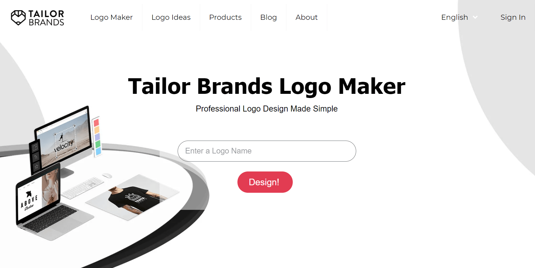 TailorBrands Logo-Maker